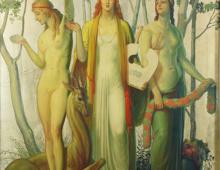 Three Muses