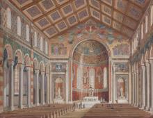 Catholic Church design