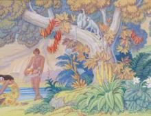 Polynesian Scene