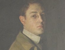 Self Portrait c1922