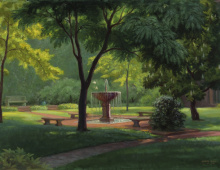 Former Tree Studio Garden
